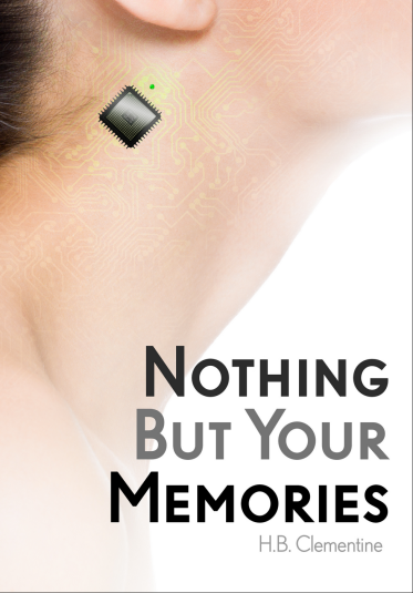 Nothing But Your Memories Book Cover